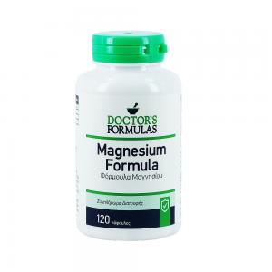 DOCTOR'S FORMULAS MAGNESIUM Formula - 120caps