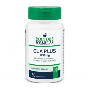 Doctor's Formulas Cla Plus 1250mg 60 soft caps