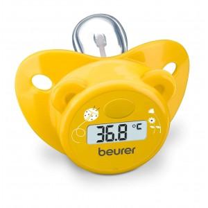 Beurer BY 20 Ψηφιακό Βρεφικό Θερμόμετρο Πιπίλα, 1 τεμάχιο