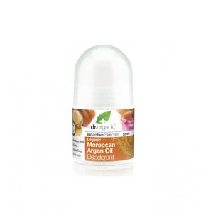Dr.Organic Moroccan Argan Oil Deodorant Αποσμητικό με Βιολογικό Έλαιο Αργκάν 50ml