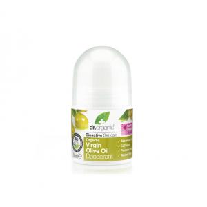 Dr. Organic Virgin Olive Oil Deodorant, 50 ml.με Βιολογικό Λάδι Ελιάς