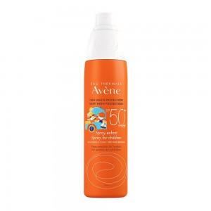 Avene Spray Enfant Παιδικό Αντηλιακό Σπρέϊ SPF50+ 200ml.