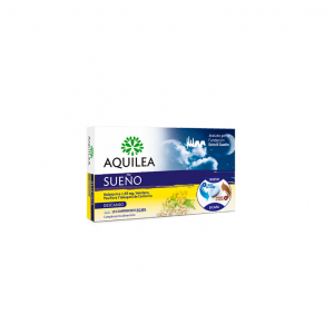 Aquilea Sueno Συμπλήρωμα Διατροφής για Χαλάρωση & Ύπνο, 30 δισκία