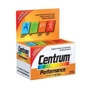 Centrum Performance A to Z 30 tabs