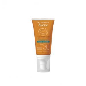 Avene Cleanance Solaire SPF30, Αντηλιακή Προσώπου Για Ακνεϊκό Δέρμα 50ml