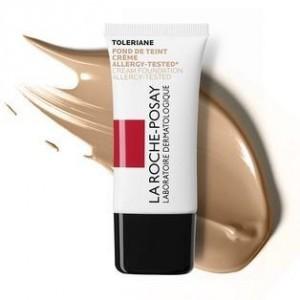 La Roche Posay Toleriane Cream Foundation Ενυδατικό Make-Up, Golden Beige (04), 30ml