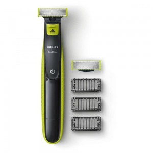 PHILIPS QP2520/30 OneBlade Επαναφορτιζόμενη Ξυριστική Μηχανή Wet & Dry philips