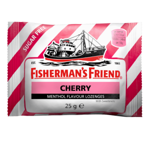 Fisherman's Friend Καραμελες Cherry 25gr