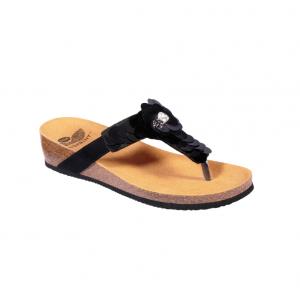 DR. Scholl Chantal flip-flop Γυναικειο Σανδαλι- Mαύρο