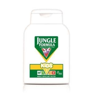 Jungle Formula Kids Εντομοαπωθητική προστασία των παιδιών άνω των 2 ετών 125ml