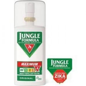 Jungle Formula Αντικουνουπικό σπρέϋ Maximum Original με IRF 4, 75ml