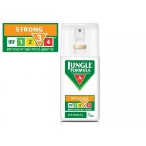 JUNGLE FORMULA Strong Original Spray με IRF3 75ml