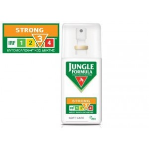 JUNGLE FORMULA Strong Soft Care Spray με IRF3 75ml