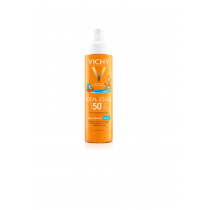 VICHY - Ideal Soleil Enfant Face & Body Lotion Spray SPF50+ (200ml)