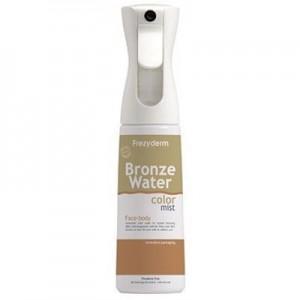 Frezyderm Water Color Mist,300ml Spray bronze για πρόσωπο & σώμα,που χρωματίζει την επιδερμίδα & προδίδει αποτέλεσμα φυσικού μαυρίσματος.
