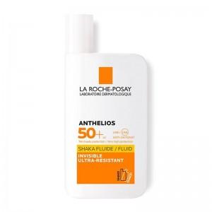 La Roche Posay Anthelios Shaka Fluid SPF50+ Λεπτόρρευστη Αντιηλιακή Κρέμα Προσώπου, 50ml