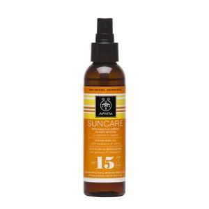 APIVITA SUNCARE BODY OIL SPF15 150ml