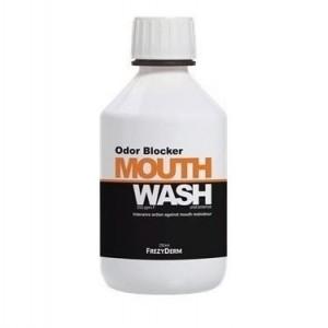 Frezyderm Mouthwash Odor Block 250ppm - Στοματικό Διάλυμα Kατά της Κακοσμίας 250ml