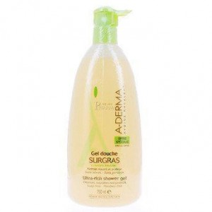 A-Derma Gel Douche Surgras Shower Gel - Αφρόλουτρο, 750ml