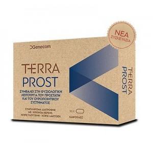 Genecom Terra Prost Συμπλήρωμα Διατροφής για τον Προστάτη, 30cap