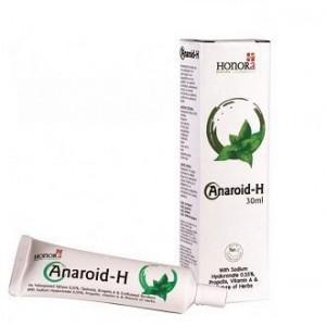 Honora Honora Pharma Anaroid-H Cream Κρέμα για τις Αιμορροΐδες, 30ml