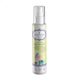 Pharmasept Tol Velvet Baby Natural Oil 125 ml