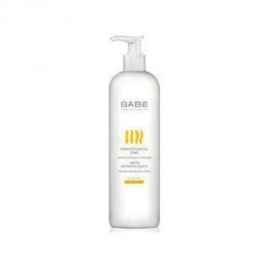 Babe Body Dermatological Soap Απαλό Αφρόλουτρο 500ml.