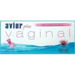 Avior Plus Vaginal cream επουλωτική κρέμα για τον κολπικό βλεννογόνο με απλικατέρ 55gr