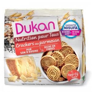 DUKAN Crackers Βρώμης με Παρμεζάνα 100g