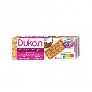 Dukan Expert, Μπισκότα Βρώμης Dukan με Γεύση Καρύδα, 225 gr