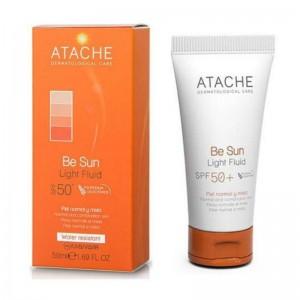 ATACHE BE SUN Light Fluid SPF50+ 50ml