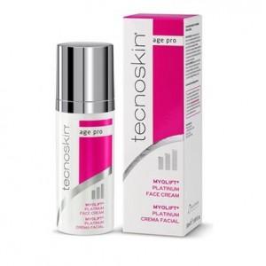 Tecnoskin Myolift Platinum Face Cream Αντιγηραντική Προσώπου Ολικής Δράσης 50+, 50ml