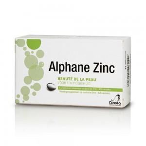 Biorga Alphane Zinc 15mg Συμπλήρωμα Ψευδάργυρου, 60 caps