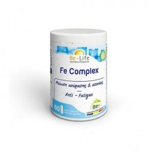 Be-Life Fe Complex  60caps