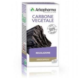 Arkopharma Φυτικός Άνθρακας 45caps