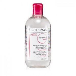 Bioderma Sensibio H2O Διάλυμα Νερό Καθαρισμού Προσώπου, 500ml