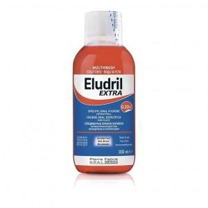 Eludril Extra 0.20% Στοματικό Διάλυμα 300ml