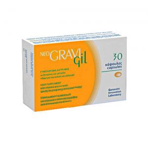 Epsilon Health Neogravigil 30 κάψουλες