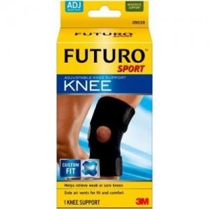 Futuro Ρυθμιζόμενη Επιγονατίδα Basic για Δεξί & Αριστερό Πόδι, 1τμχ