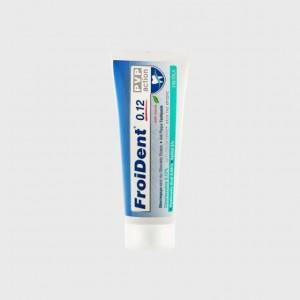 FROIDENT PLUS 0,2 PVP action Οδοντόκρεμα κατά της οδοντικής πλάκας με χλωρεξιδίνη 0,12% 75ml