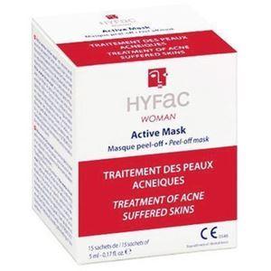 Biorga HYFAC Woman Active Masque - 15sachx5ml