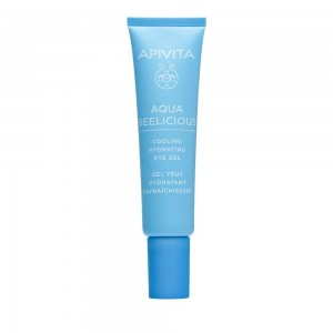 Apivita Aqua Beelicious Cooling Hydrating Eye Gel Δροσιστικό Τζελ Ενυδάτωσης για τα Μάτια, 15ml