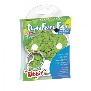 Therapearl Children's Pals Ribbit Frog, Παιδική Θερμοφόρα-Παγοκύστη Βατραχάκι 8.9cm x 11.4cm 1τμχ