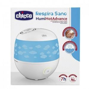 Chicco Humi Hot Advance Υγραντήρας Ζεστού Ατμού, 1 τεμάχιο