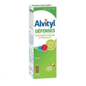 Alvityl Defences Εχινάκεια Πρόπολη & Βιταμίνη C 240ml
