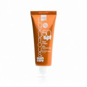 Intermed Luxurious Sun Care Silk Cover BB SPF50 Natural Beige 75 ml