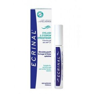 Ecrinal ANP2+ Eyelash & Eyebrow Strengthener Δυναμωτικό Gel Βλεφαρίδων & Φρυδιών, 9ml