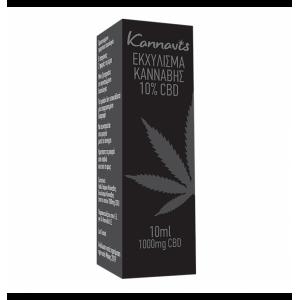 Total Cannabis Extract 10% CBD, 10ML