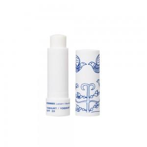 Korres Lip Balm Yorhurt SPF20 4,5gr (Φροντίδα για τα Χείλη με Γιαούρτι & Αντηλιακή Προστασία)