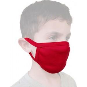 Μάσκα Παιδική Υφασμάτινη Επαναχρησιμοποιούμενη με διπλο υφασμα1τμχ